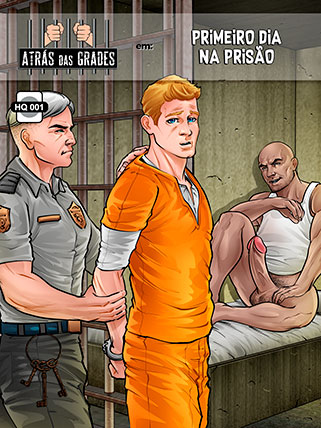 Primeiro dia na prisão - Atrás das Grades