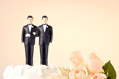 Casais gays têm o direito de casar no civil