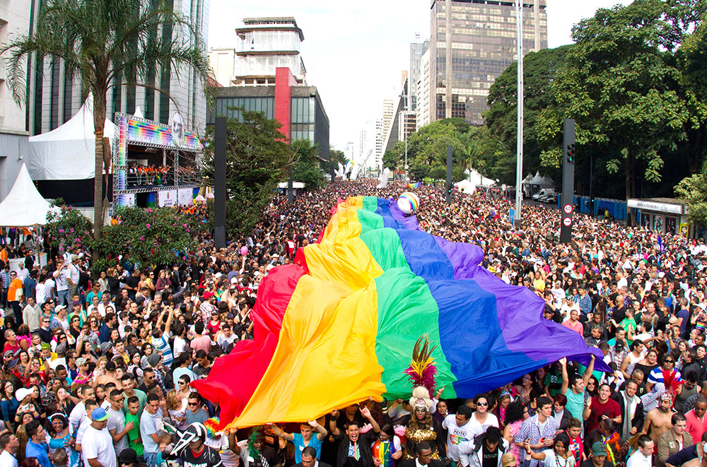 Pesquisa revela 9,5 milhões de LGBTs no Brasil