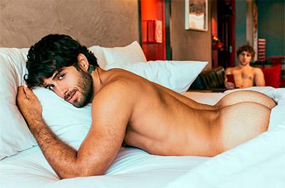Diego Sans: saiba mais sobre o ator pornô