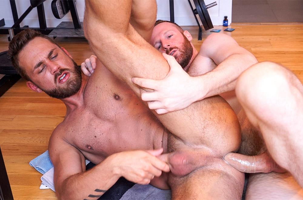 Gay office boys