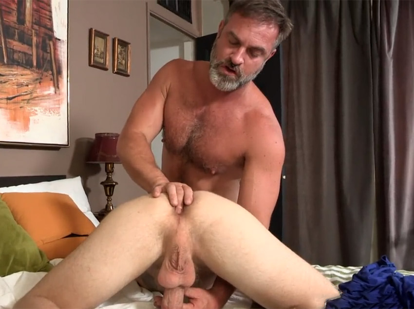Father son anal