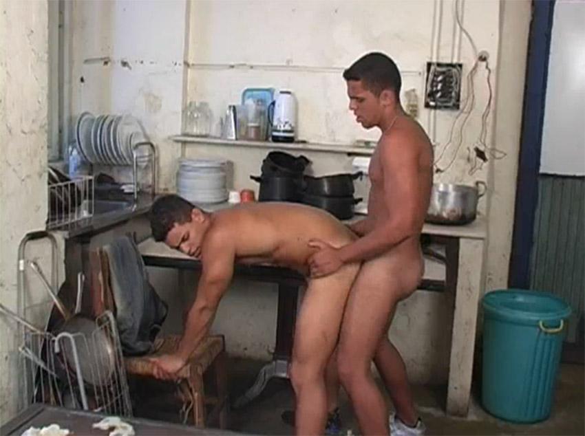 Prazer na favela