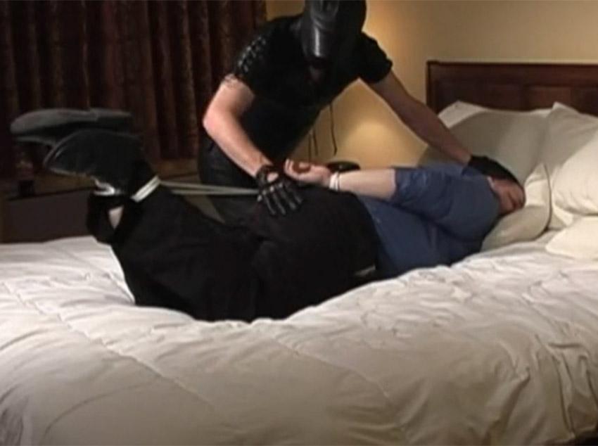 O mestre e o escravo sexual