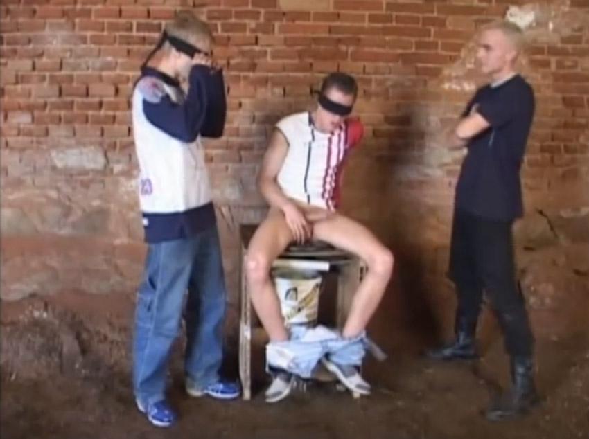 Meninos violentados