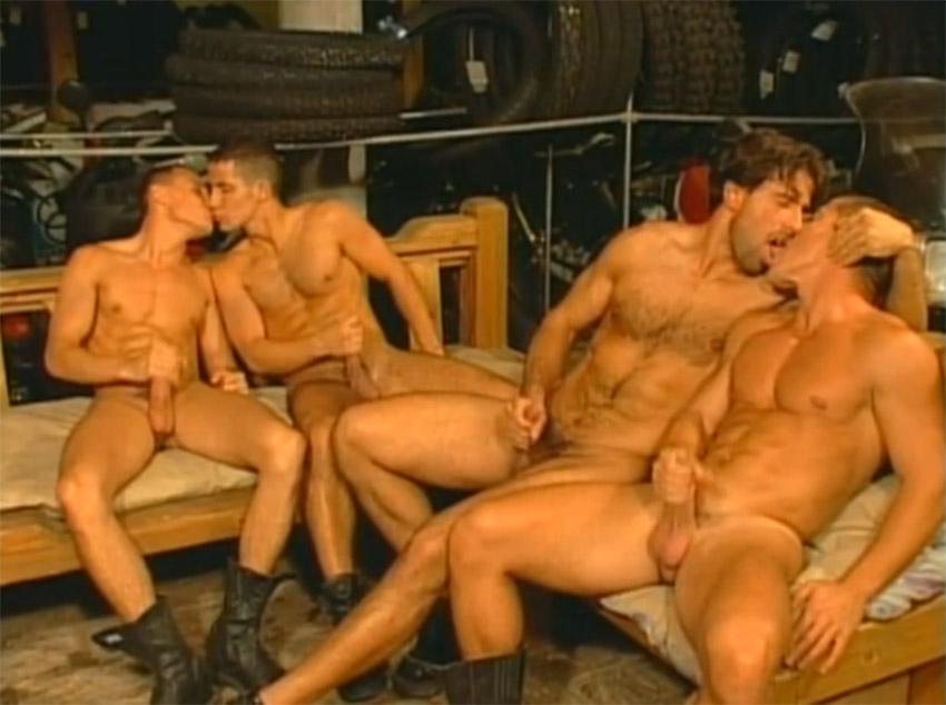 Sarados quentes no grupal