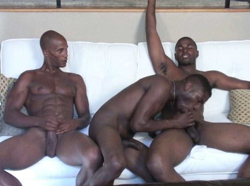 Grupal com negros