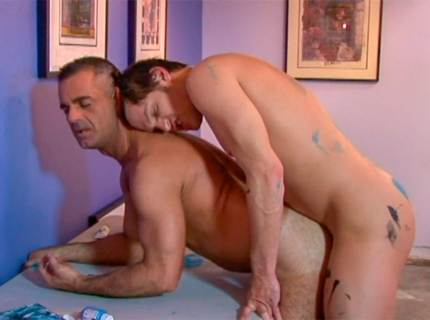 Sexo no ateliê