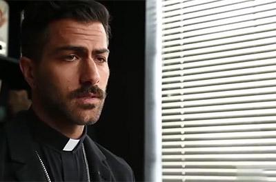Possuído pelo padre